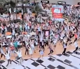 Flashmob Singapour