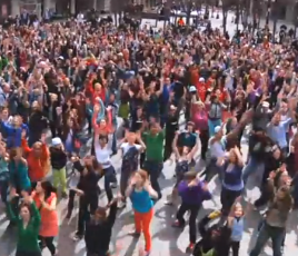 Flashmob seattle