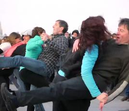Flashmob Swing