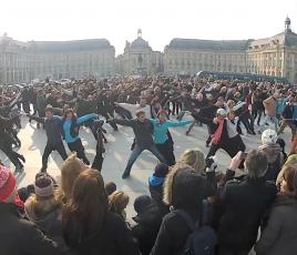 Flashmob rock 2