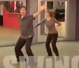 Préparation Flashmob Rock Swing